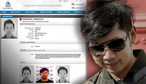 Interpol phát lệnh truy nã đỏ đối với Thái tử Red Bull bỏ trốn - Ảnh 1.