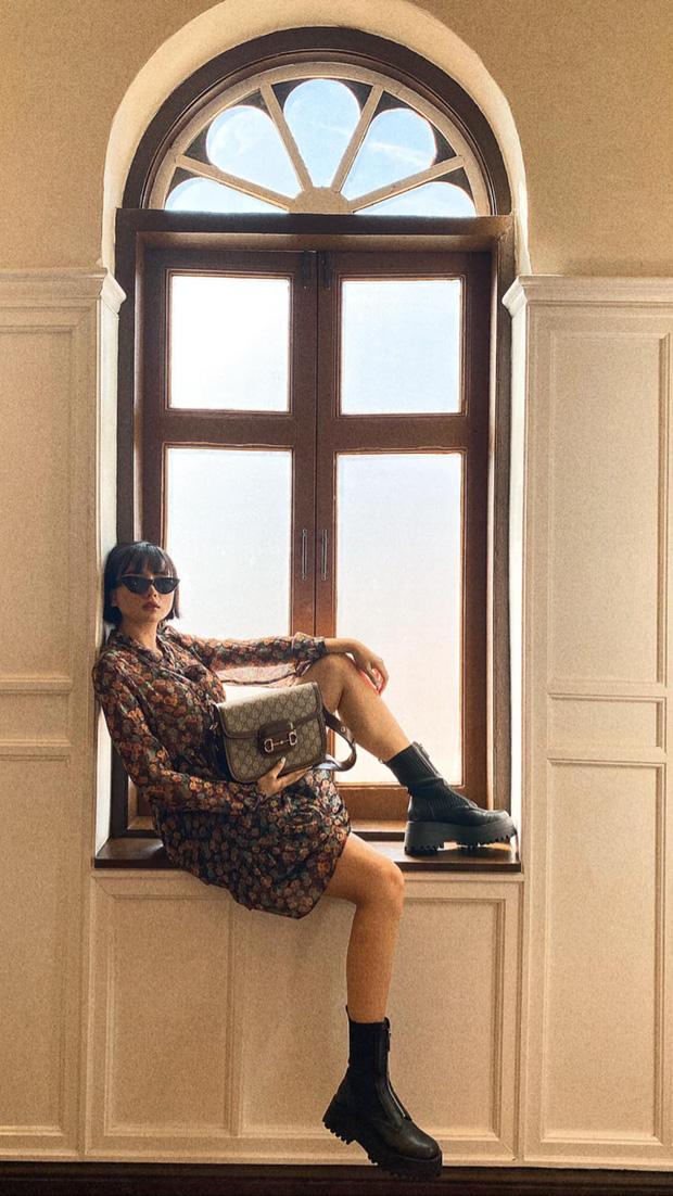 Biệt thự siêu sang của gái đẹp lấy đại gia Thái Lan: Nhìn kiểu gì cũng giống resort cao cấp, đứng vu vơ ở nhà xe cũng có ảnh sống ảo - Ảnh 8.