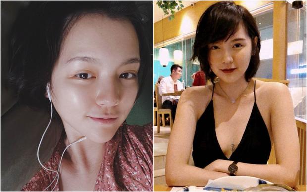 So ảnh mặt mộc với khi make up của Hải Tú để thấy nét đẹp gà nhà Sơn Tùng M-TP đỉnh thế nào - Ảnh 4.