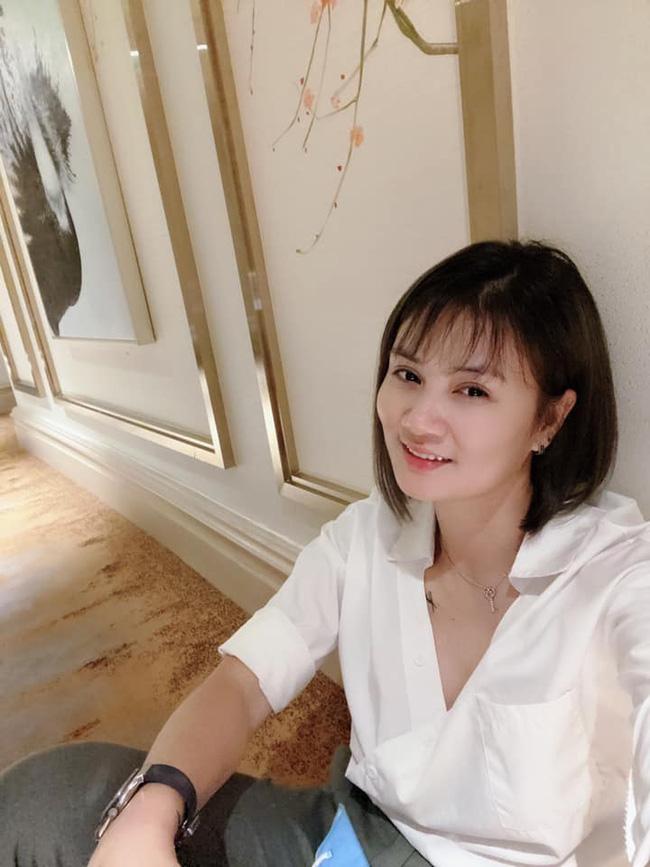 Hoa khôi bóng chuyền Kim Huệ tiết lộ chuyện dở khóc, dở cười - Ảnh 1.