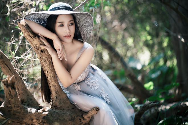 Nhan sắc như hoa hậu của vợ kém 18 tuổi từng định ly hôn với ca sĩ Việt Hoàn - Ảnh 11.