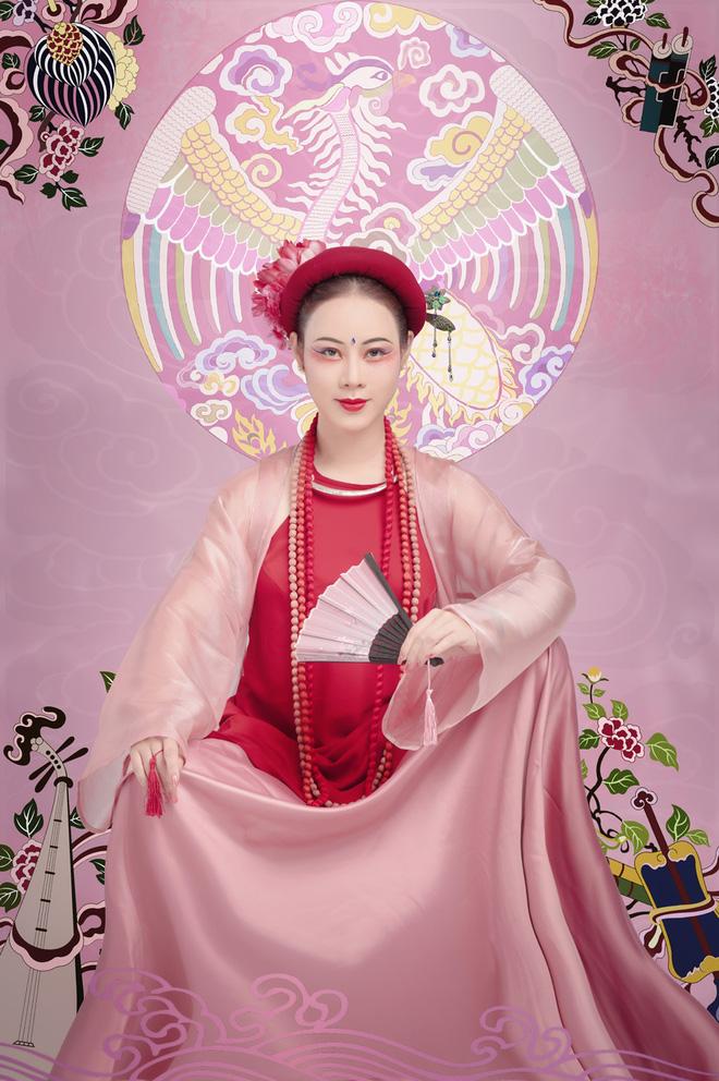 Nhan sắc như hoa hậu của vợ kém 18 tuổi từng định ly hôn với ca sĩ Việt Hoàn - Ảnh 10.