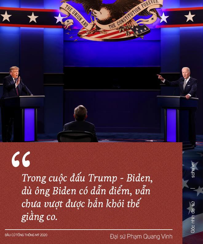 Tổng thống Trump mắc Covid-19: Sẽ còn có điều bất ngờ lớn hơn? - Ảnh 2.