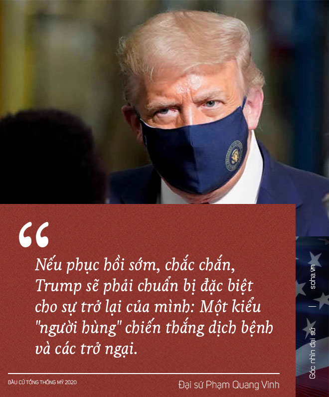 Tổng thống Trump mắc Covid-19: Sẽ còn có điều bất ngờ lớn hơn? - Ảnh 6.