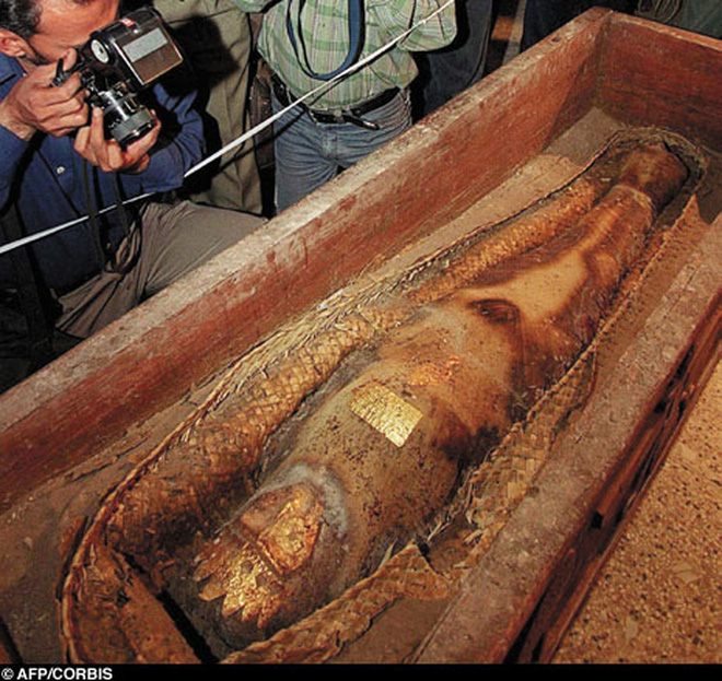 Xác ướp Công chúa Ba Tư: Vụ lừa đảo khảo cổ động trời nhất lịch sử hiện đại, sự thật phía sau thì tàn nhẫn đến khủng khiếp - Ảnh 6.
