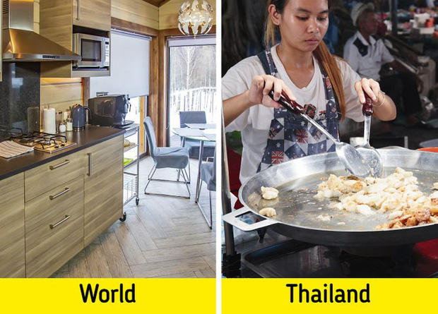 Lưu ngay những fact sau về Thái Lan để không rơi vào tình cảnh ngơ ngác, sốc văn hóa khi có dịp ghé thăm xứ sở Chùa Vàng - Ảnh 9.