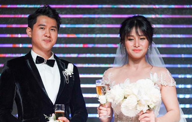 Vợ cũ Phan Thanh Bình gây xôn xao khi tái hôn với chồng mới kém 8 tuổi - Ảnh 2.