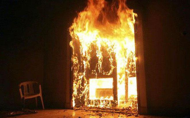 Kỳ án: Tội ác ghê rợn trong đám cháy - Kỳ 1: Ngọn lửa tàn độc ở Mỹ Đình - Ảnh 1.