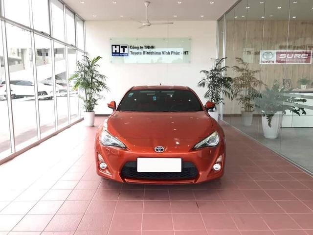Mỗi năm chạy 3.000km, đứa con lai Toyota 86 bán lại ngang giá Mazda6 thế hệ mới - Ảnh 1.