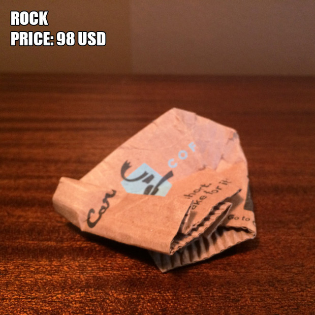 Anh chàng kiếm bộn tiền nhờ bán các kiệt tác origami phong cách cực lú - Ảnh 17.