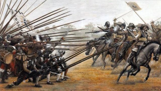 Chiến tranh kỵ binh thời Trung Cổ: Tàn bạo, dã man nhưng không giống như phim ảnh! - Ảnh 5.