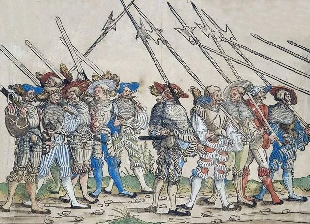 Chiến tranh kỵ binh thời Trung Cổ: Tàn bạo, dã man nhưng không giống như phim ảnh! - Ảnh 6.