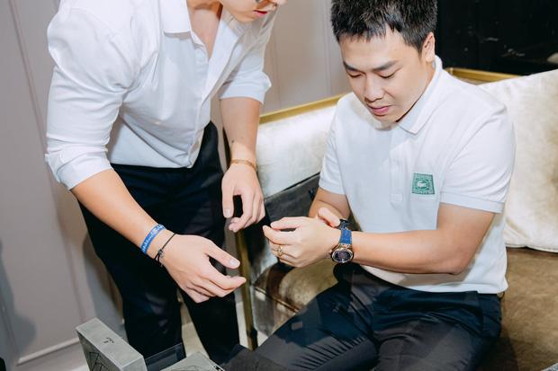 Hoà Minzy chi mạnh tay tậu đồng hồ tiền tỷ, trên thế giới chỉ có 100 cái tặng bạn trai thiếu gia - Ảnh 2.