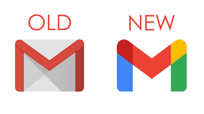 Gmail có logo mới, đậm chất Google hơn - Ảnh 2.