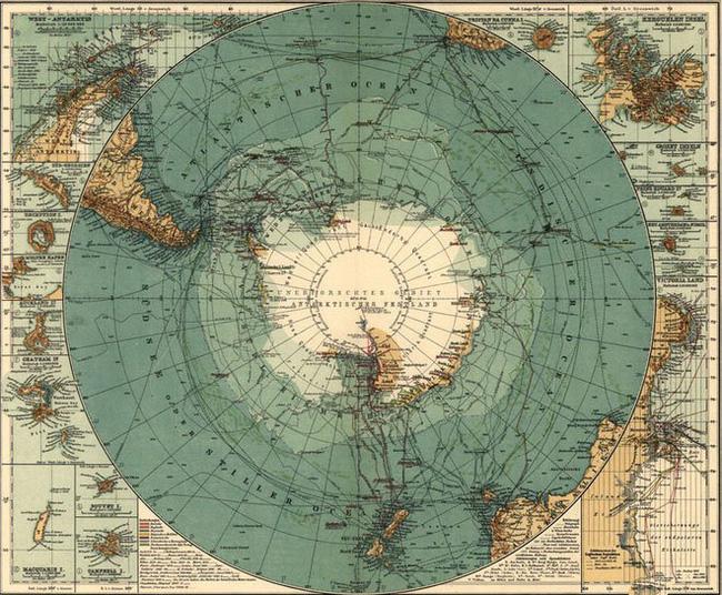 Vì sao chúng ta không thể khai quật những kim tự tháp ở Nam Cực? - Ảnh 3.