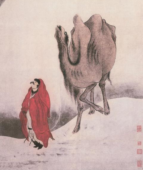 Bức tranh lạ ở bảo tàng Cố Cung: Trăm năm không ai hiểu, phóng to 10 lần, bí ẩn ở góc phải lý giải tất cả - Ảnh 4.