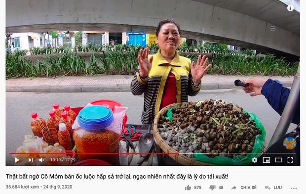 """Người phụ nữ bán ốc luộc hot nhất Sài Gòn bị dân mạng chỉ trích dữ dội vì """"tự phá bỏ lời thề"""", gian dối với khán giả YouTube? - Ảnh 5."""