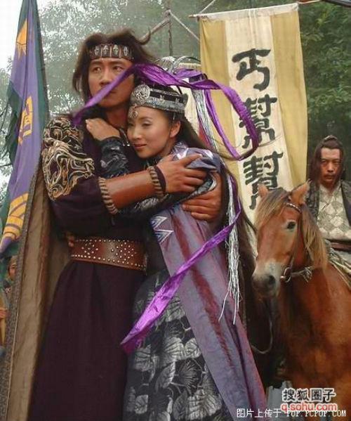 6 mối tình trái luân thường đạo lý trong kiếm hiệp Kim Dung - Ảnh 1.