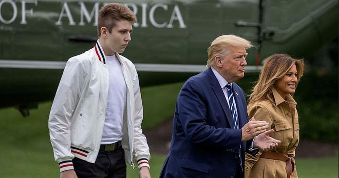 Cả gia đình sắp phải rời Nhà Trắng, đệ nhất thiếu gia Mỹ Barron Trump sẽ chuyển đến sống ở đâu và trải qua những thay đổi lớn thế nào? - Ảnh 12.