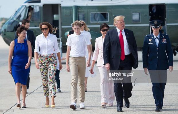 Cả gia đình sắp phải rời Nhà Trắng, đệ nhất thiếu gia Mỹ Barron Trump sẽ chuyển đến sống ở đâu và trải qua những thay đổi lớn thế nào? - Ảnh 14.