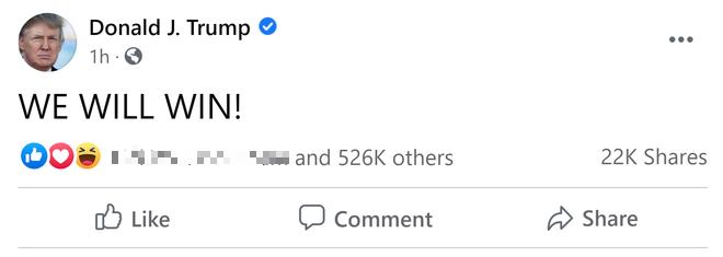 Ông Trump tiếp tục báo tin vui về cuộc chiến pháp lý: Từ tuần sau sẽ bắt đầu có kết quả! - Ảnh 2.