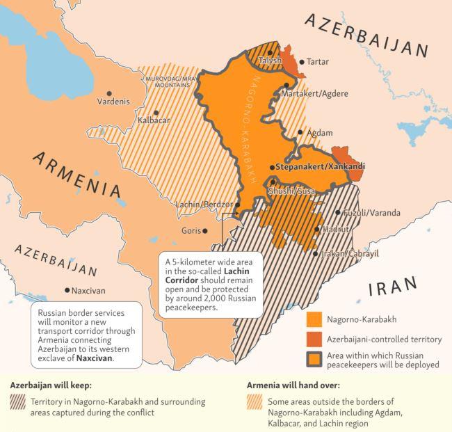 Báo Thổ Nhĩ Kỳ: Truyền thông Pháp cay đắng thú nhận Karabakh là một thất bại nữa? - Ảnh 3.
