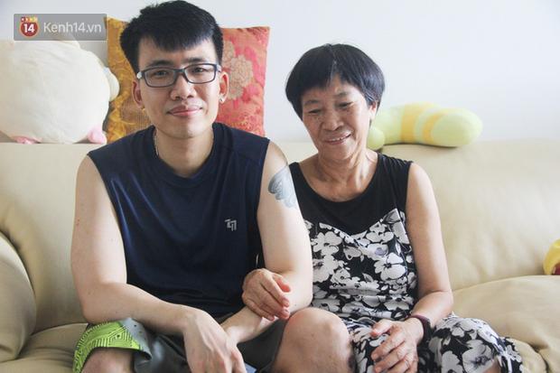 Chàng lập trình viên từng đăng bán thân để kiếm tiền chữa ung thư cho mẹ thông báo tin vui - Ảnh 3.