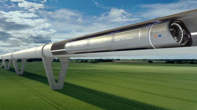 Tàu siêu tốc sử dụng công nghệ đại cách mạng của Elon Musk thử nghiệm chở khách thành công - Ảnh 1.