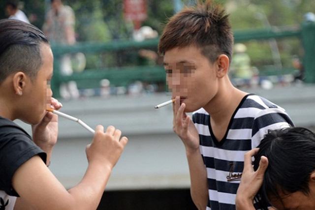 Không treo biển cấm hút thuốc lá tại nơi công cộng có thể bị phạt đến 10 triệu đồng - Ảnh 2.