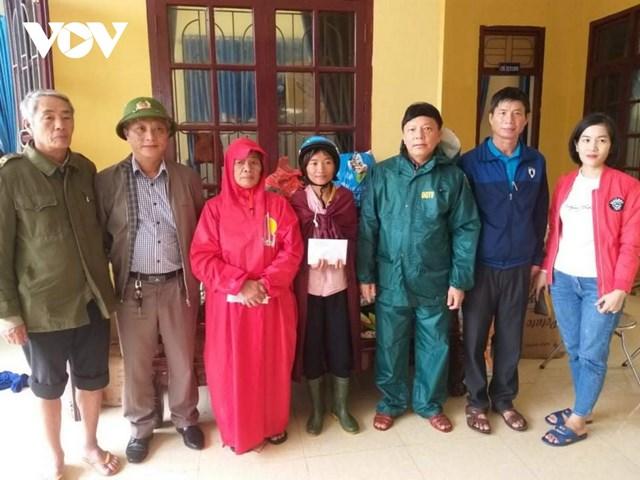 Chủ tịch xã ở Quảng Bình qua đời vì nhiễm trùng sau khi cứu nạn người dân trong lũ - Ảnh 1.