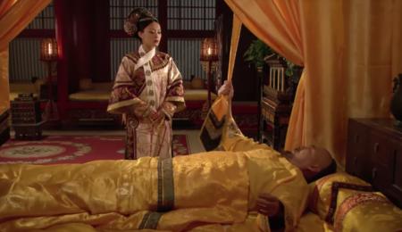 Bí mật ngỡ ngàng về diện tích phòng ngủ của hoàng đế Trung Hoa - Ảnh 1.
