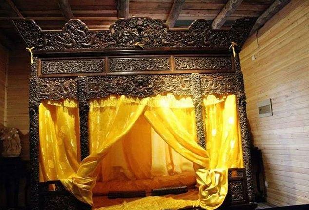Bí mật động trời về diện tích phòng ngủ của hoàng đế Trung Hoa - Ảnh 3.