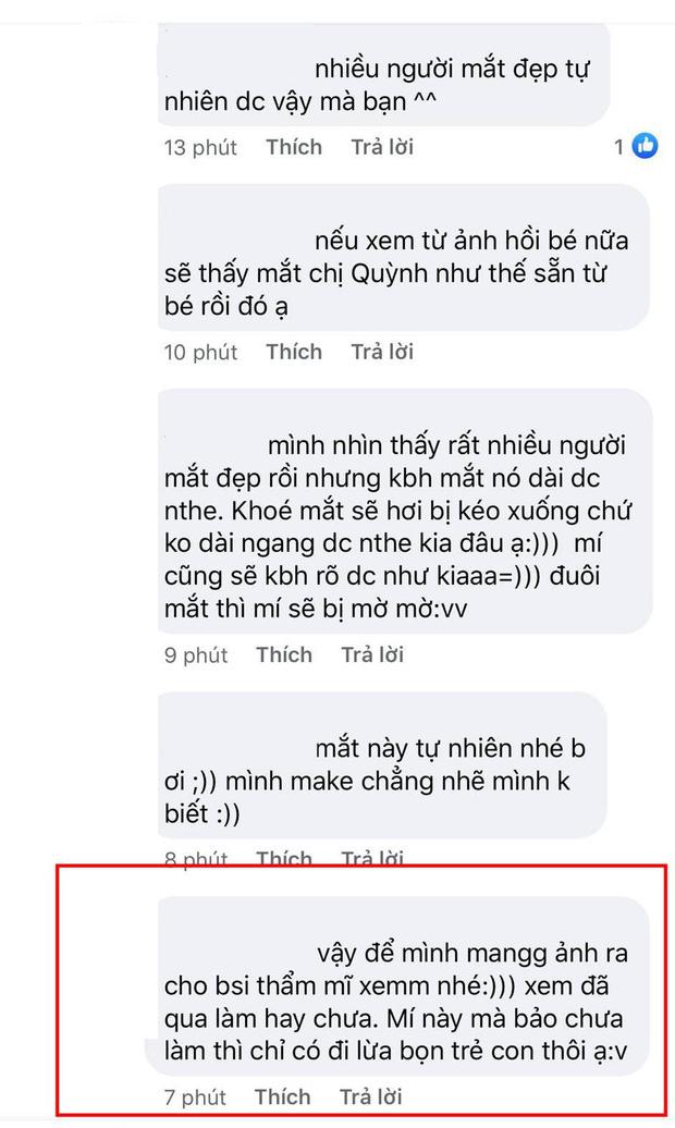 Bị netizen khăng khăng đã phẫu thuật thẩm mỹ, mẫu ảnh Hà Nội tự tin thưởng luôn 5 triệu cho ai tìm ra bằng chứng - Ảnh 5.