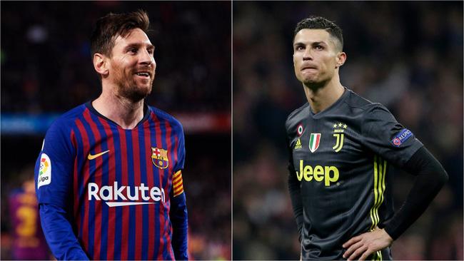 Vì Messi, Ronaldo sẽ rời Juventus để trở lại M.U? - Ảnh 1.