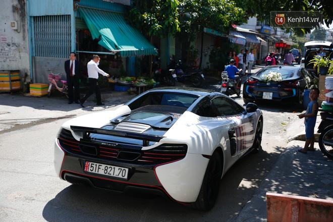 Dàn xe hơn 20 tỷ trong đám cưới streamer giàu nhất Việt Nam, nổi nhất là xe chú rể và em họ Diệp Lâm Anh - ảnh 4