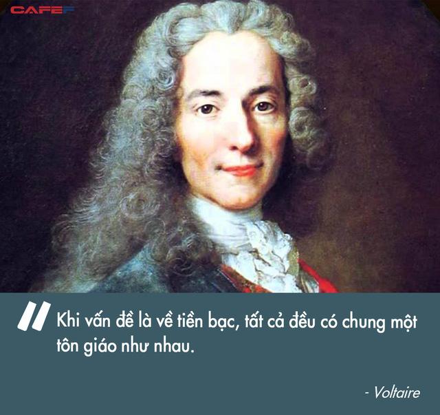 Phi vụ đầu tư khó tin giúp triết gia Voltaire giàu có đến hết đời: Qua mặt cả hệ thống xổ số Pháp để trúng độc đắc, ai dám bảo nhà văn không giỏi tính toán? - Ảnh 8.