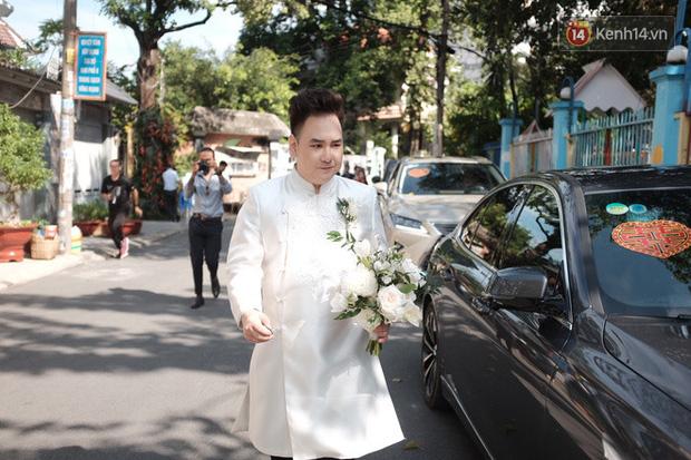 Dàn xe hơn 20 tỷ trong đám cưới streamer giàu nhất Việt Nam, nổi nhất là xe chú rể và em họ Diệp Lâm Anh - ảnh 6