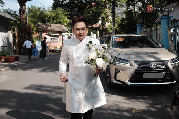 Dàn xe hơn 20 tỷ trong đám cưới streamer giàu nhất Việt Nam, nổi nhất là xe chú rể và em họ Diệp Lâm Anh - ảnh 7
