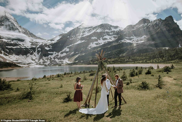 Loạt tác phẩm lọt top giải thưởng nhiếp ảnh đám cưới thế giới khiến bất cứ chị em nào cũng muốn thuê ngay về chụp 1 bộ - Ảnh 8.