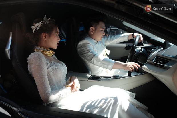 Dàn xe hơn 20 tỷ trong đám cưới streamer giàu nhất Việt Nam, nổi nhất là xe chú rể và em họ Diệp Lâm Anh - ảnh 9