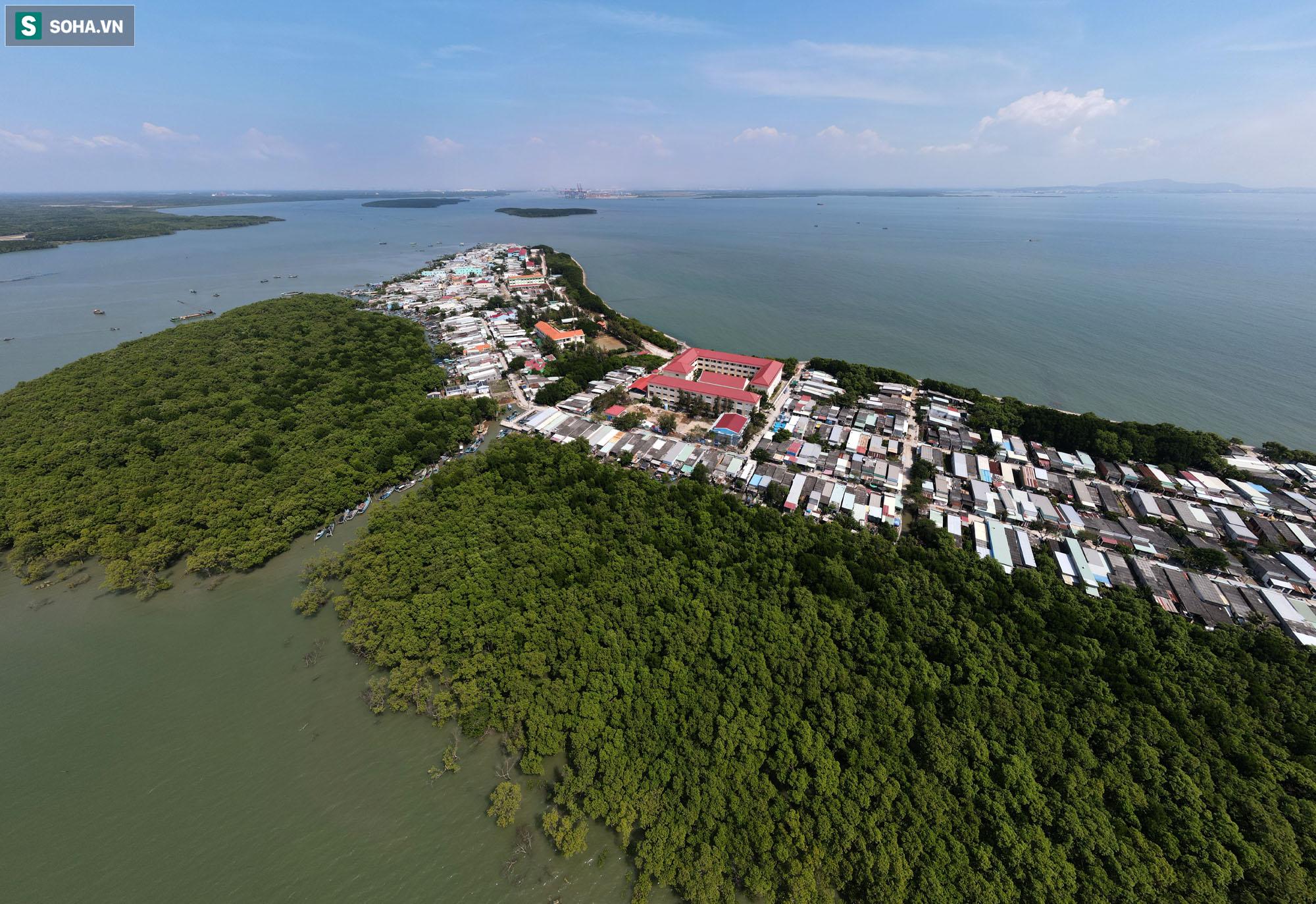 Nằm giữa biển Cần Giờ có một hòn đảo đẹp ngỡ ngàng, hoang sơ, rất ít người biết ở TP.HCM - Ảnh 16.