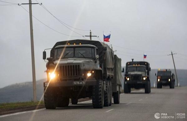 Chiến sự Azerbaijan và Armenia: Tổng thống Putin xuất chiêu kịp thời - Cú ra đòn quyết định rất cao tay - Ảnh 1.