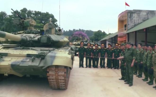 Đại tá Nguyễn Khắc Nguyệt: Những đôi mắt tinh tường của xe tăng - Ảnh 2.