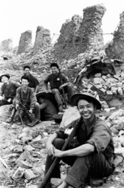 Sư đoàn 308 bắt sống 6 xe tăng, thiết giáp địch: Trận thắng và hiệu quả nhất chiến dịch Quảng Trị - Ảnh 4.