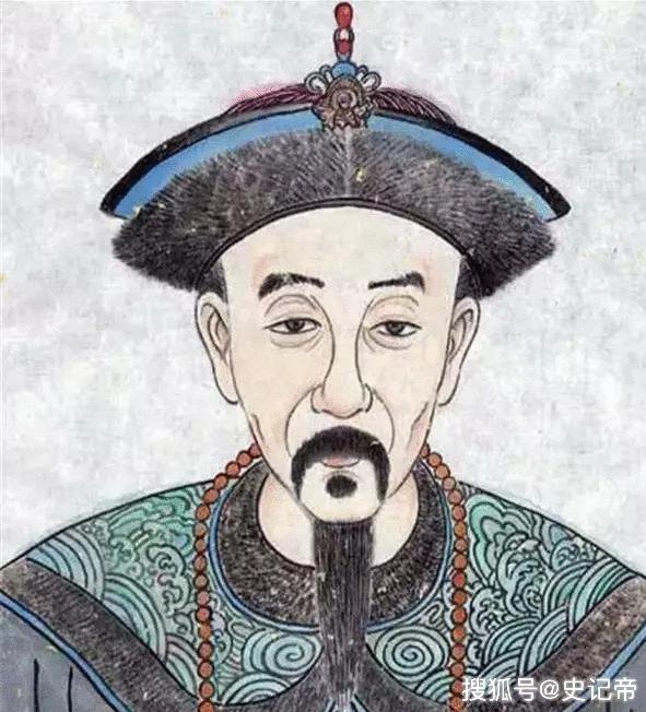 Quân sư Phạm Văn Trình của nhà Thanh. Ảnh: Sohu
