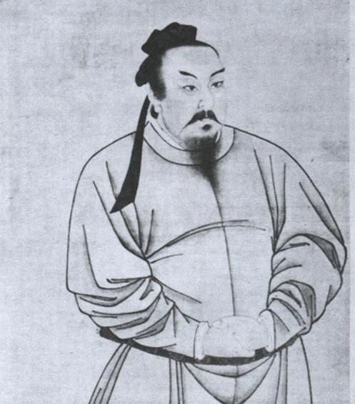 Tể tướng Vương Mãnh phò tá vua từ thuở bần hàn. Ảnh: Sohu