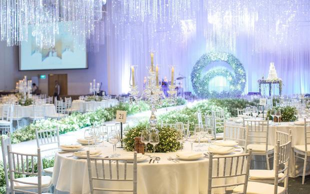 Đám cưới Công Phượng - Viên Minh: HLV Park Hang-seo rạng rỡ ở đám cưới của học trò - Ảnh 28.