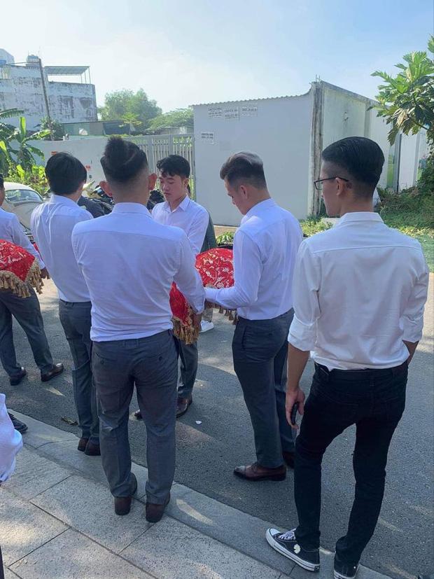 Đám cưới Công Phượng - Viên Minh: HLV Park Hang-seo rạng rỡ ở đám cưới của học trò - Ảnh 27.