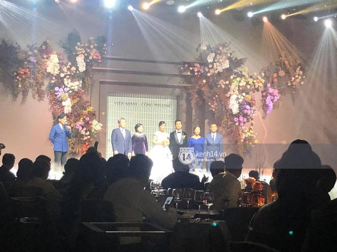 Đám cưới Công Phượng - Viên Minh: HLV Park Hang-seo rạng rỡ ở đám cưới của học trò - Ảnh 9.
