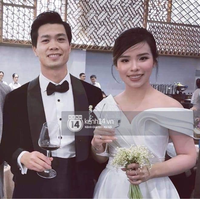 Đám cưới Công Phượng - Viên Minh: HLV Park Hang-seo rạng rỡ ở đám cưới của học trò - Ảnh 3.